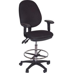 Martin Grandeur Manager's Draft High Chair Black: Model # 91-02606115
