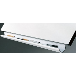 "Alvin® Instrument Tray 42""; Color: White/Ivory; Material: Plastic; Size: 42""; Type: Tray; (model PT742), price per each"