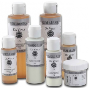 Da Vinci Iridescent Medium 2oz; Format: Bottle; Size: 2 oz; Type: Watercolor; (model DAV2120), price per each