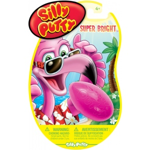 Silly Putty® Super Bright: Multi, 10.6 g, Silly Putty, (model 08-0315), price per each