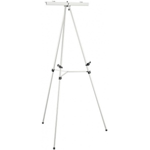 Heritage Arts™ Coronado Aluminum Display Easel with Flipchart Holder; Material: Aluminum; Type: Display; (model ATA-3), price per each