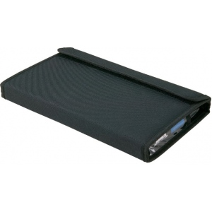 """Heritage Arts™ Marker Case Holds 24; Capacity: 24 Markers; Color: Black/Gray; Material: Nylon; Size: 12 1/2"""" x 19 1/4""""; Type: Case; (model MC24), price per each"""