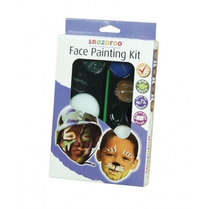 Snazaroo™ Themed Face Painting Kit; Color: Multi; (model 1180103), price per kit