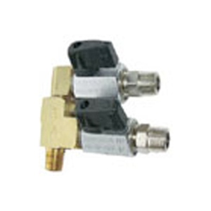 """Paasche 4 Outlet Manifold With 1/4"""" Connections"""