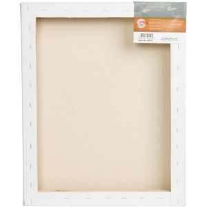 "Fredrix Pro Series Dixie 12"" x 12"" Stretched Canvas: Deep Bar, 2 1/4"""