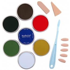 PanPastel® ; Color: Multi; Format: Pan; Type: Ultra Soft; (model PP30703), price per set