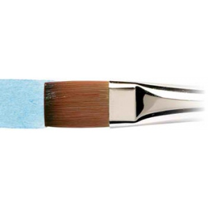 "Winsor & Newton™ Cotman™ Series 777 Aquarelle Short Handle Brush 1""; Length: Short Handle; Material: Synthetic; Type: Watercolor; (model WN5307125), price per each"