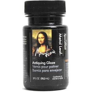 Mona Lisa™ Antiquing Glaze; Finish: Glaze; Format: Bottle; Size: 2 oz; (model ML10215), price per each