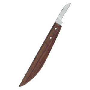 Sculpture House Chip Carving Knife: Straight Blade