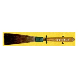Mack Squirrel Hair Broadliner Series 40: #00, 5.55 mm Head Width