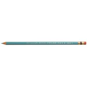 General's® Non-Photo Blue Pencil; Color: Blue; (model 1824T), price per dozen (12-pack)