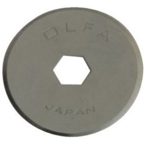 Olfa® RB Blade; Refill: Yes; Type: Knife; (model OR-RB812), price per pack