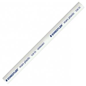 Staedtler® Plastic Retractable Eraser Holder Refills; Format: Stick; Quantity: 10-Pack; Refill: Yes; (model 52855), price per 10-Pack box