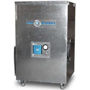 ElectroCorp AirRhino 2000: UPRIGHT 24X24 CARBON, Vertical