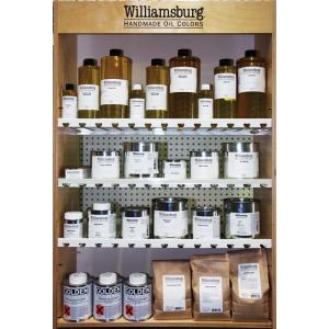 "Williamsburg Medium Display Assortment: 8 15/16"" x 35 1/2"" x 24"""