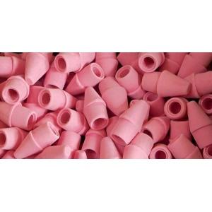 Sanford® Red Cap Eraser: Rubber, 144-Box, Manual, (model 73015FC), price per 144-Box gross-pack