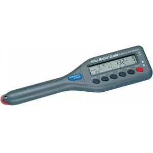Calculated Industries® Scale Master® Pro Measure; Style: Digital; Type: Map Measure; (model DSM64), price per each