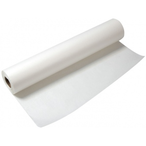 "Alvin® Lightweight White Tracing Paper Roll 12"" x 50yd; Color: White/Ivory; Format: Roll; Size: 12"" x 50 yd; Texture: Smooth; Type: Tracing; Weight: 8 lb; (model 55W-G), price per roll"