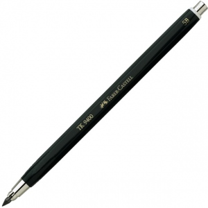 Faber-Castell TK 9400 Clutch Pencil: 5B