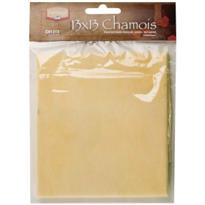 "Heritage Arts™ Chamois 13"" x 13"": 13"" x 13"", Chamois, (model CH1313), price per each"