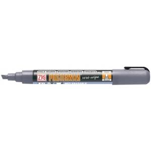Zig®  Posterman® Wet Erase Board Marker Metallic Gold; Color: Metallic; Ink Type: Water-Based; Tip Size: 6mm; Tip Type: Chisel Nib; (model PMA-550-101), price per each