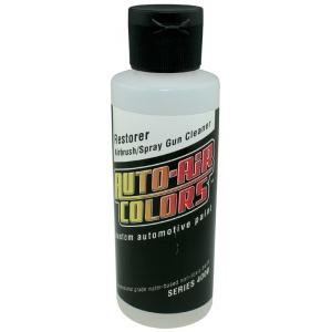 Auto-Air Colors™ Restorer 4oz: Bottle, 4 oz, Airbrush, (model 4008-04), price per each