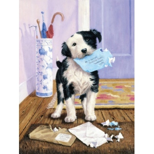 "Royal & Langnickel® Painting by Numbers™ 8 3/4 x 11 3/8 Junior Small Set Mail Menace: 8 3/4"" x 11 3/8"", (model PJS44), price per set"
