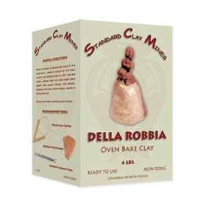 Sculpture House Della Robbia-Oven Bake Clay-Case