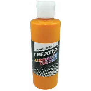 Createx™ Airbrush Paint 2oz Canary Yellow: Yellow, Bottle, 2 oz, Airbrush, (model 5133-02), price per each