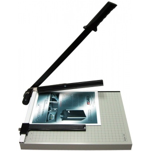 "Dahle® 12"" Vantage Trimmer; Cut Length: 12""; Style: Guillotine; Type: Trimmer; (model D12E), price per each"