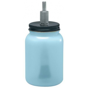 Generic Rubber Cement Dispenser 16 oz.; Size: 16 oz; Type: Dispensers; (model 500P), price per each