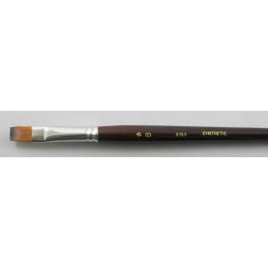 Synthetic Hair 3153: Bright Size 6 Brush