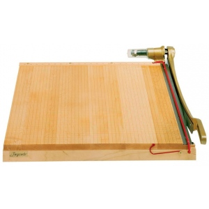 "Ingento™ ClassicCut® 18"" Maple Series Trimmer: 18"", Guillotine, Trimmer, (model 6T), price per each"
