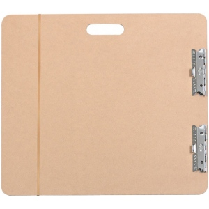 "Heritage Arts™ Artist Sketch Board 23"" x 26""; Color: Brown; Size: 23 1/2"" x 26""; Top Material: Masonite; Type: Drawing Board; (model SB2326), price per each"