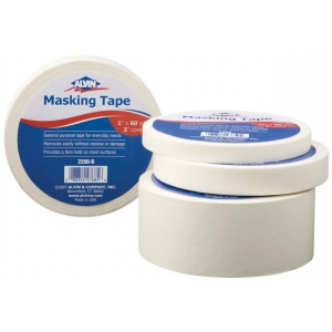 "Alvin® General Purpose Masking Tape 1"": Masking Fluid, 1"", (model 2200-B), price per each"
