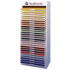 Strathmore Decorative Sheet Stock Permanent Paper Cabinet