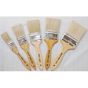 "Mack White Hog Bristle Cutters Series 5840: Length 1-7/8"", Size-1"