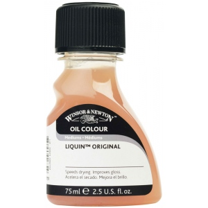 Winsor & Newton™ Liquin™ Original Medium 75ml USA: 75 ml, Oil Alkyd, (model 3221751), price per each