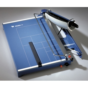 "Dahle Premium Series Guillotine: 27 1/2"" Cut Length"