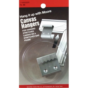 Moore Canvas Hanger; Type: Canvas; (model M82), price per each