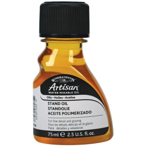 Winsor & Newton™ Artisan Water Mixable Stand Oil 75ml: 75 ml, Oil Painting, (model 3221728), price per each