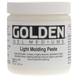 Golden Light Molding Paste: 16 oz. (473ml)