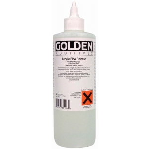 Golden® Acrylic Fluid Release 8 oz.: 8 oz, Acrylic Painting, (model 0003590-5), price per each