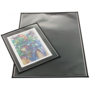 "Prestige™ Archival Print Protector 14"" x 18"": Black/Gray, Polypropylene, 14"" x 18"", (model AA1418-6), price per pack"
