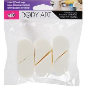 Tulip® Body Art™ Cosmetic Sponges; Type: Sponge; (model D28848), price per pack