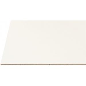"""Alvin® School-Art Cold Press Illustration Board 15 x 20: White/Ivory, Sheet, 50 Sheets, 15"""" x 20"""", Cold Press, Illustration Board, (model 2317-50), price per 50 Sheets box"""