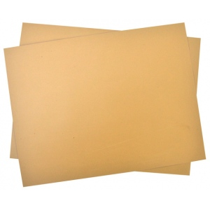 "Speedball® 9"" x 12"" Unmounted Smokey Tan Linoleum Block: Brown, Linoleum, No, 9"" x 12"", 1/8"", Block, (model S4386), price per each"