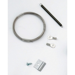 Alvin PXB and PLB Repair Kit: Wire, Spring, Top Adjustment Knobs, and Screws