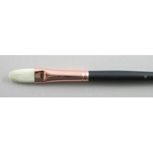 Chungking Hog Bristle 1310: Filbert Size 10 Brush