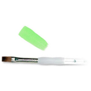 Royal & Langnickel® Soft Grip™ Sable Bright Brush 8; Material: Sable; Shape: Bright; Size: 8; Type: Acrylic, Oil, Watercolor; (model RSG1150-8), price per each